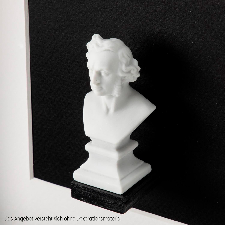 Büste,Mendelssohn