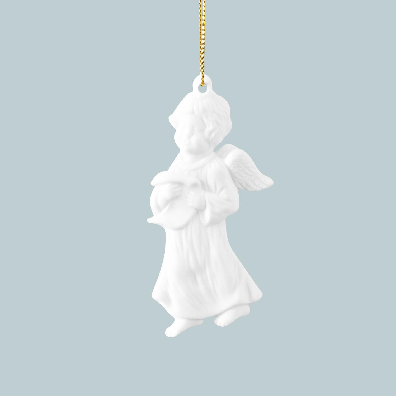 Weihnachtsanhänger, Singender Engel