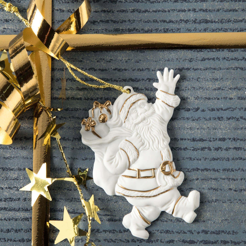 Weihnachtsanhänger, Nikolaus, Geschenk