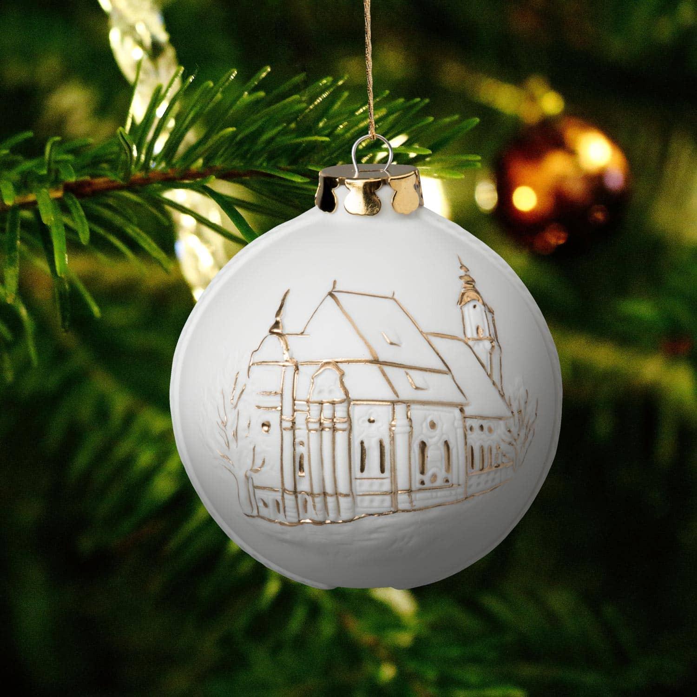 Weihnachtskugel, Wieskirche