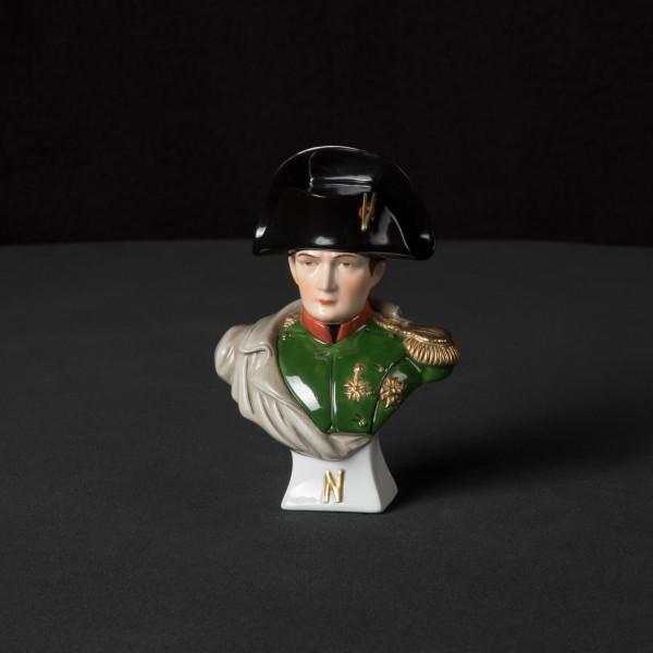 Napoleons Porzellanbüste klein