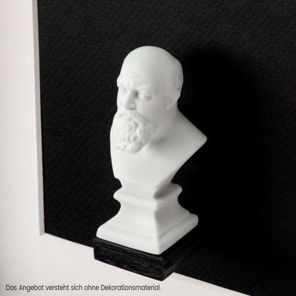 """Porzellanbüste """"Franz von Suppé"""""""