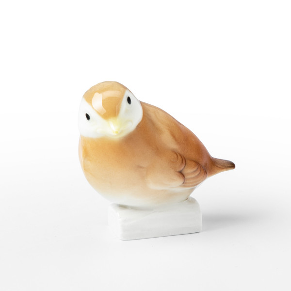 "Porzellanfigur ""Vogel"""