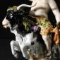 Bacchus auf Ziegenbock