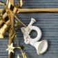Weihnachtsanhänger, Instrument Horn