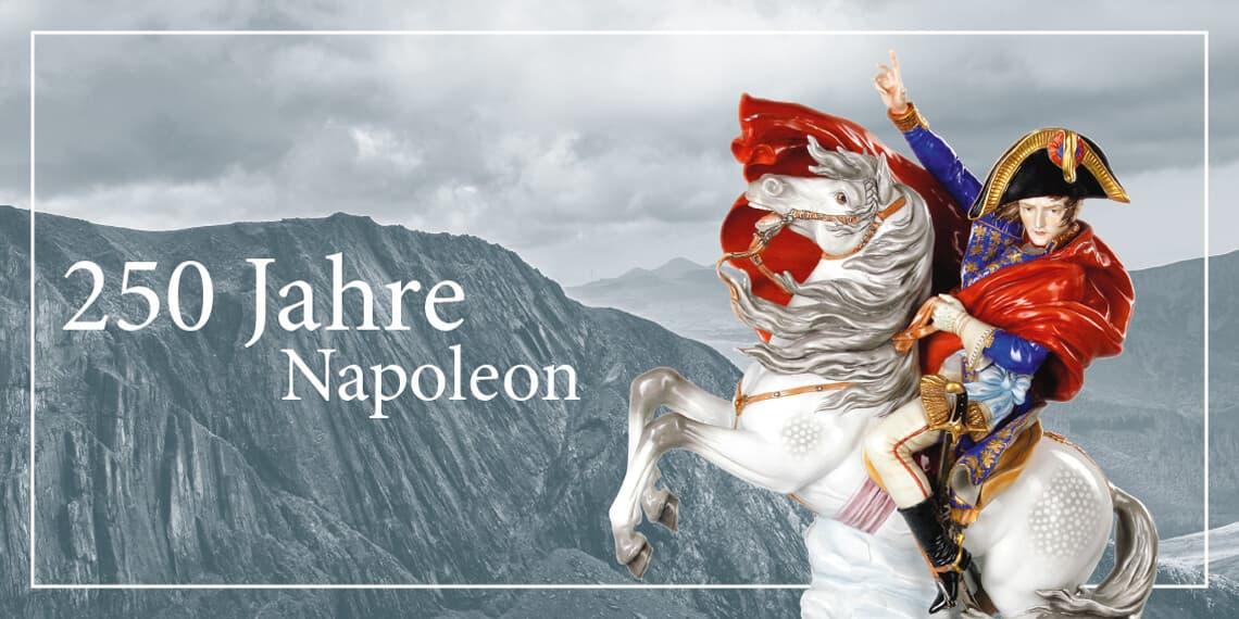 Napoleon feiert im August 2019 seinen 250. Geburtstag