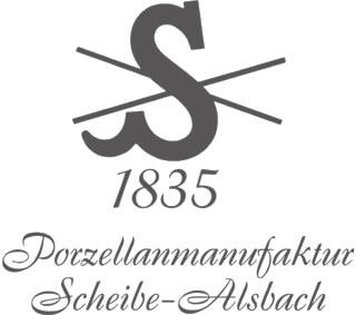 Porzellanmanufaktur Scheibe-Alsbach